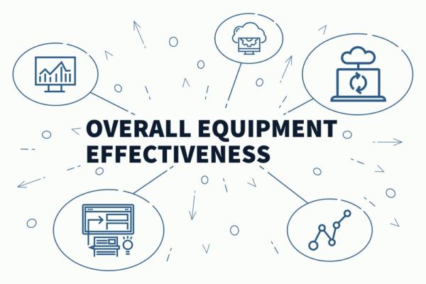 Digitalisation value creation overall equipment effectiveness