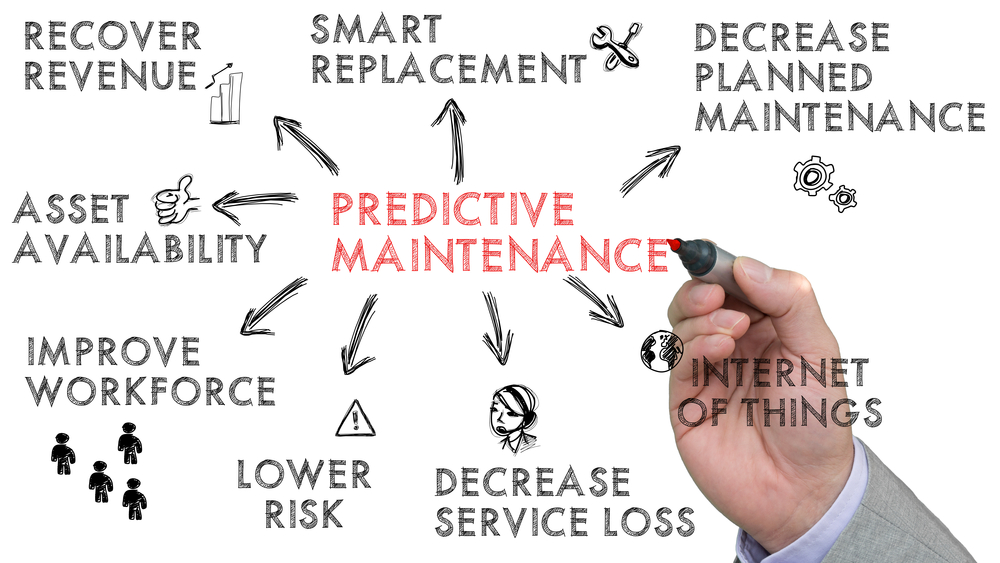 Digitalisation value creation predictive maintenance