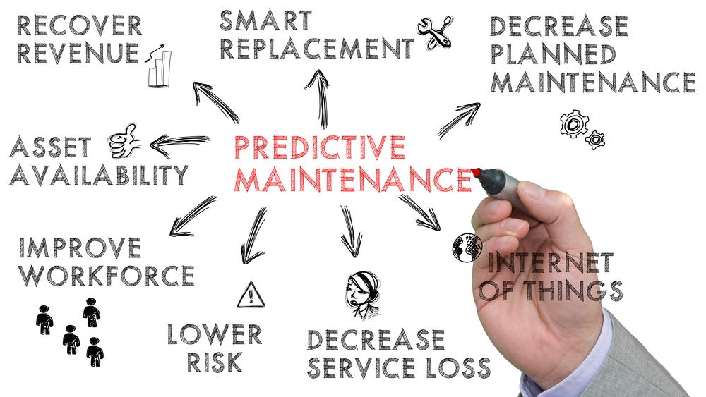 Digitalisation value creation predictive maintenance