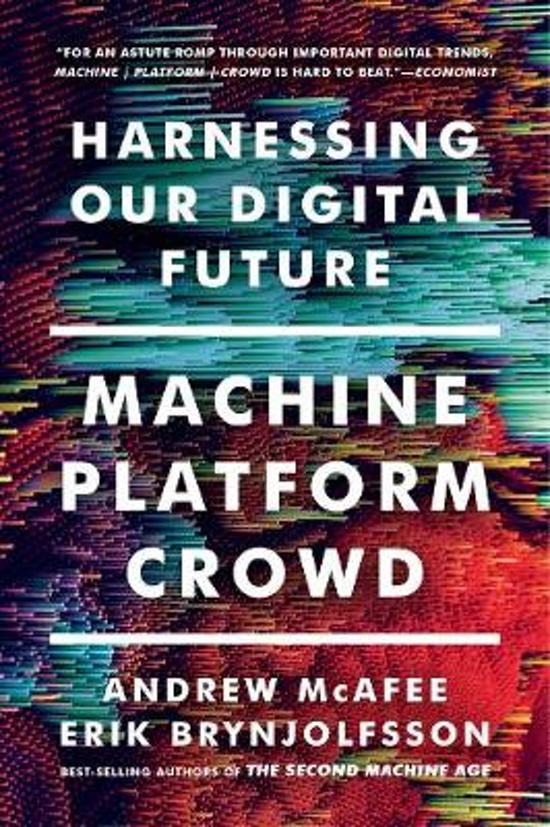 Book: Machine Platform Crowd